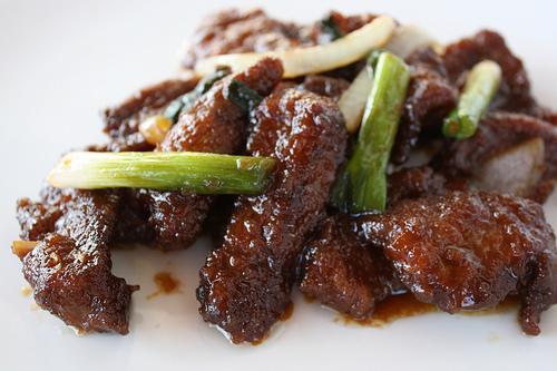 Actual Pf Chang's Mongolian Beef Recipe
