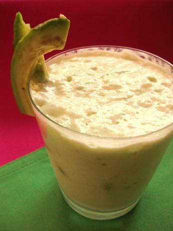 Avocado and Coconut Milkshake