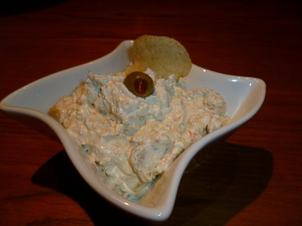 Our Family Olive Dip