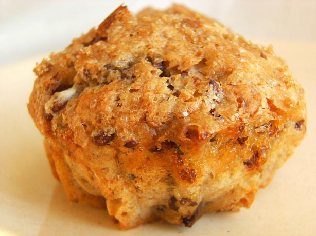 Chocolate Chip-Sundrop Muffins