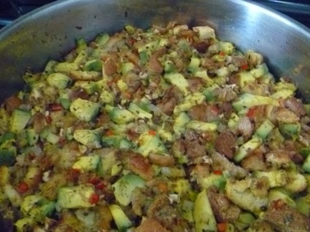Avocado Stuffing