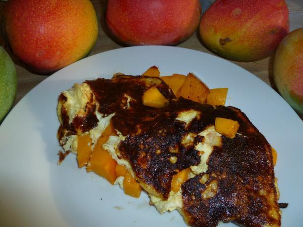 Mango Omlet