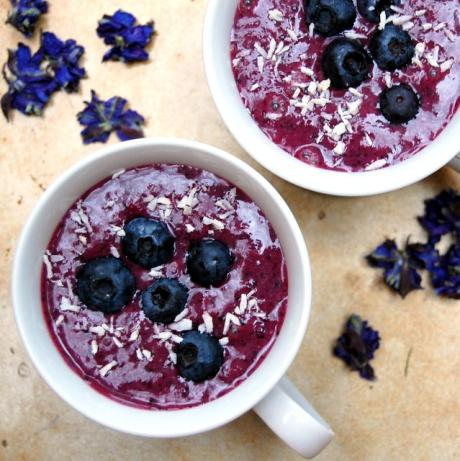 Blueberry Acai Super Smoothie