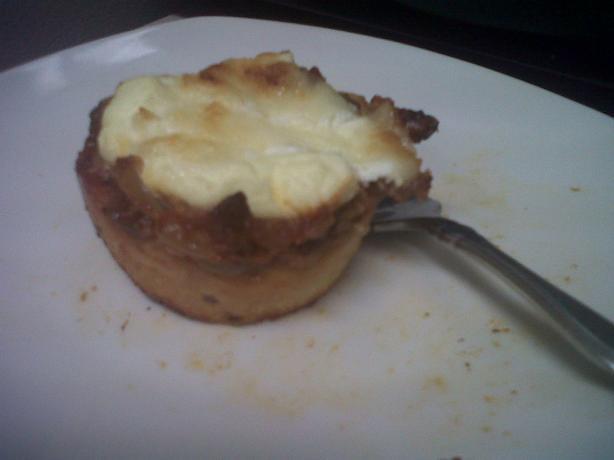 Lasagna Sliders/Cupcakes
