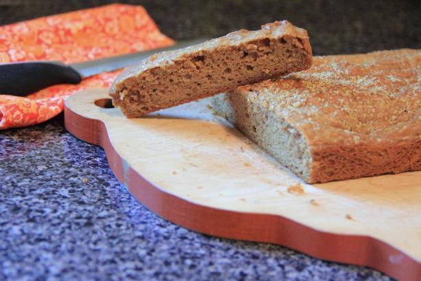 Low Carb Mr. Peanut Bread