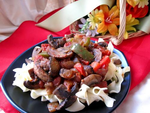 Hungarian Mushroom Stew