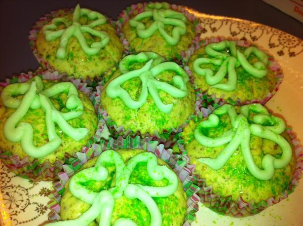 Pistachio Yogurt Muffins