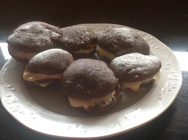 The Ultimate Peanut Butter Whoopie Pie