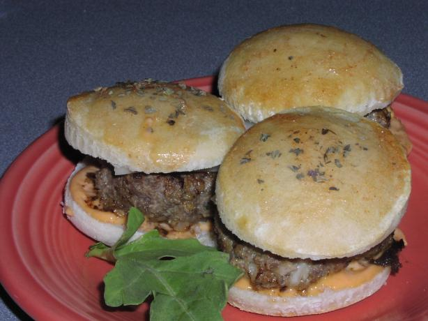 Biscuit Sliders