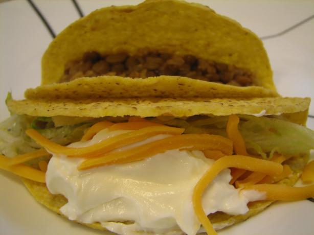 Taco Style Lentils & Rice