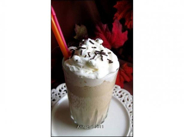 Swiss Mocha Cooler
