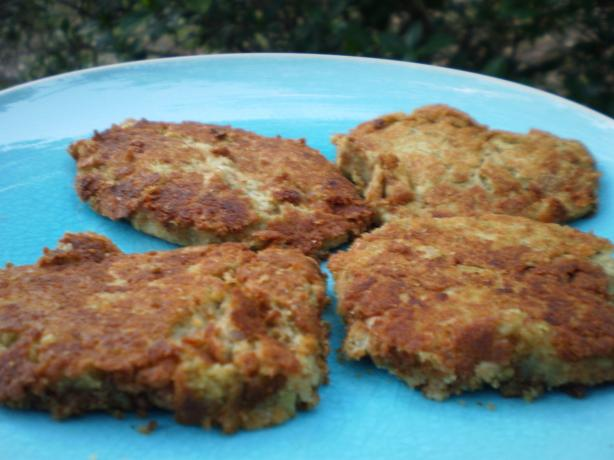 Akkras (Black Eye Pea Fritters)