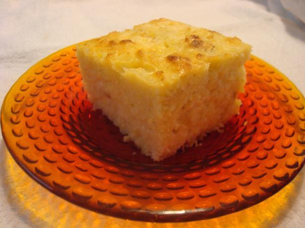 Paraguayan Cornbread (Sopa Paraguaya)