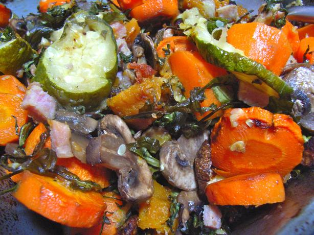 Ugandan Vegetable Casserole