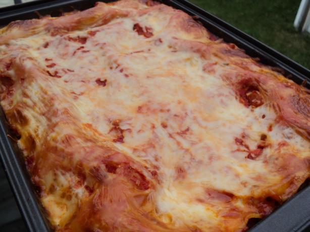 Lasagna (Ww)
