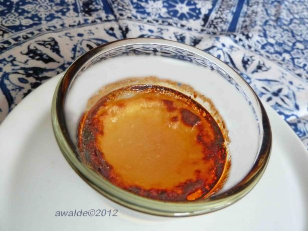Lavender Creme Brulee (Ww)