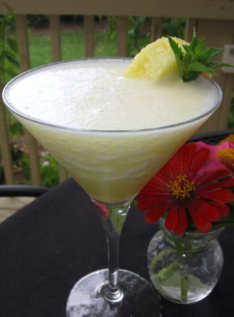 Tahitian Mahana Cocktail