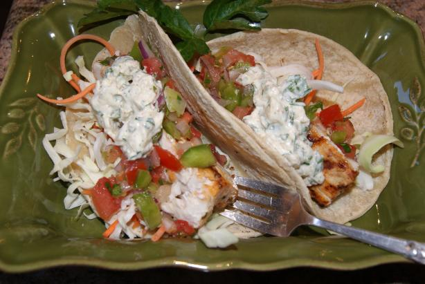 "Island Style"" Fish Tacos"
