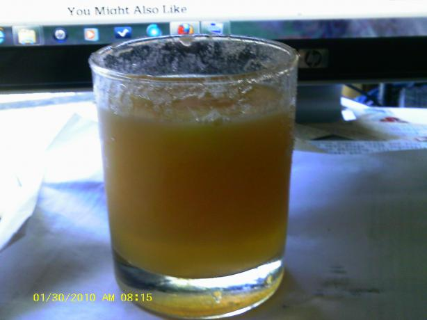 Ku'u Pua Cocktail
