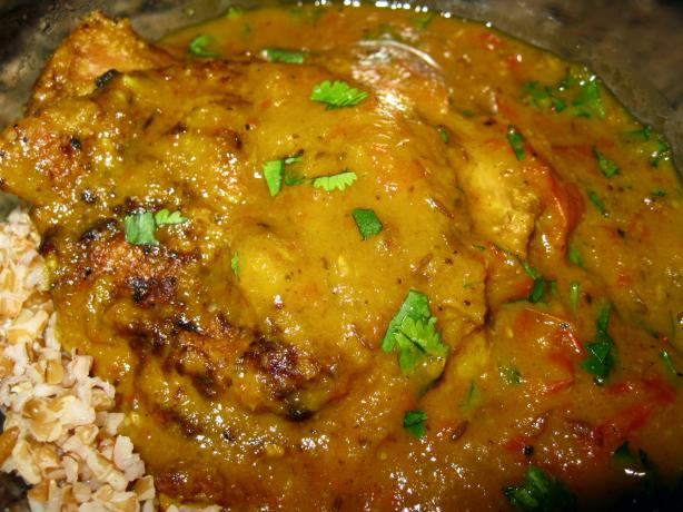Kuku Paka (Kenyan Chicken Curry)