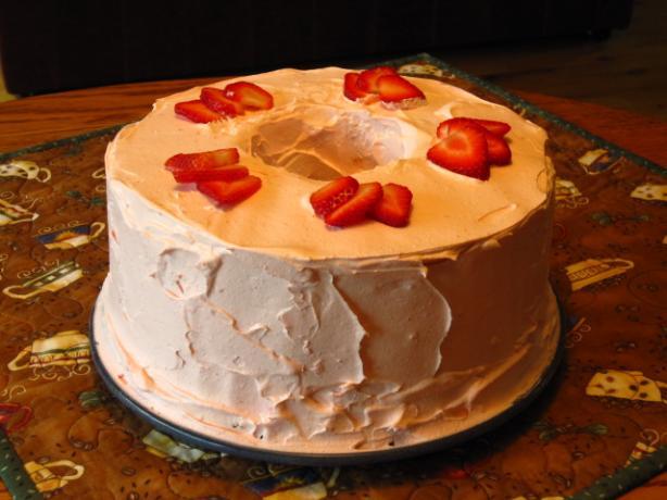 Strawberry Special Cake