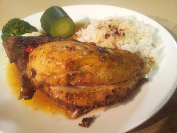 Peruvian Spicy Chicken