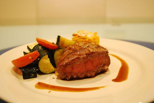 Rosemary Steak