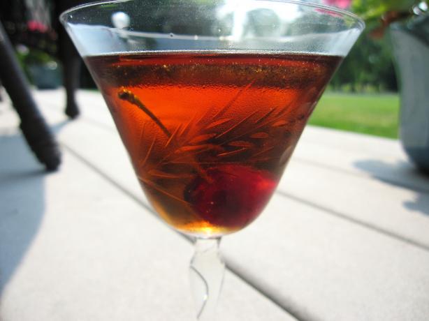 Frangelico Chocolate Martini