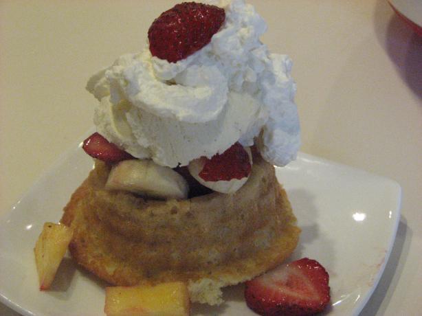Butter Shortcake