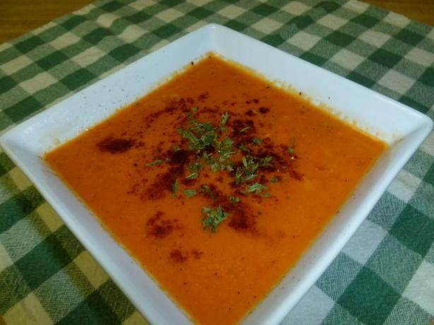 Fijian Tomato Soup