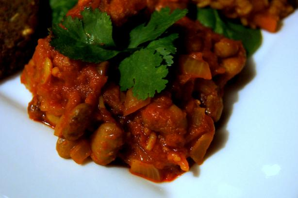 West African Red Beans