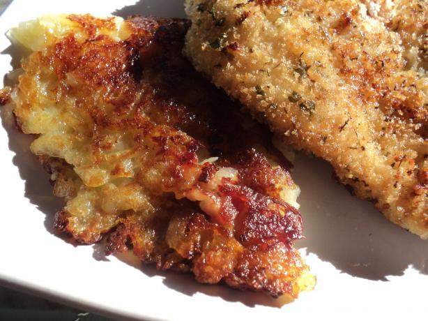 Berner Rosti - Rosti With Bacon