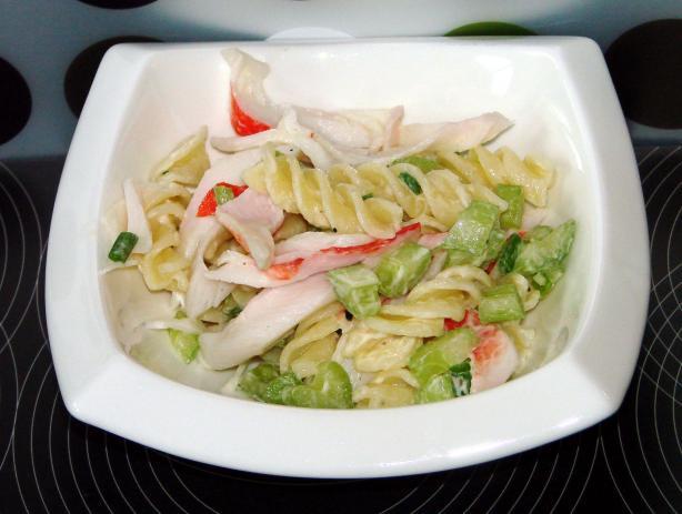 Kamaboko Salad