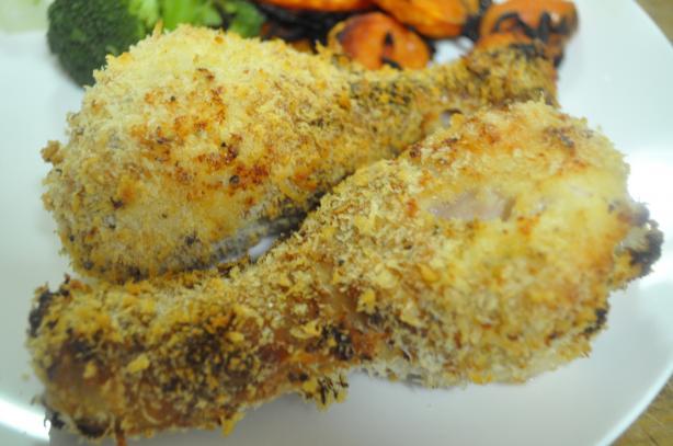 Breaded Chicken Legs