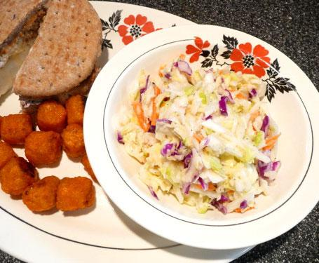 Tangy Coleslaw