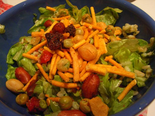 Polynesian Rice Salad