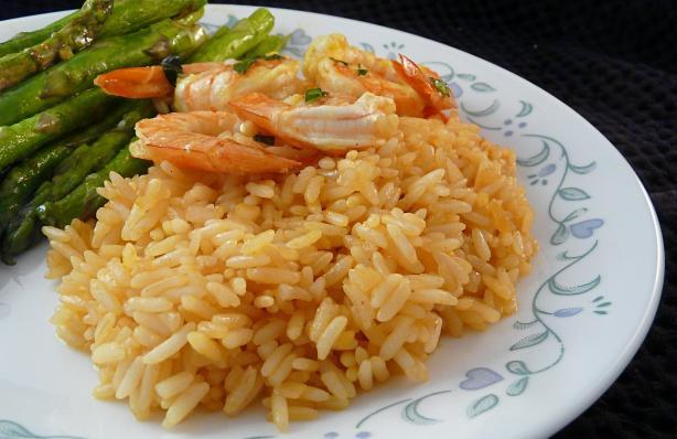 Guam's Red Rice