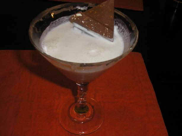 Toblerone Cocktail