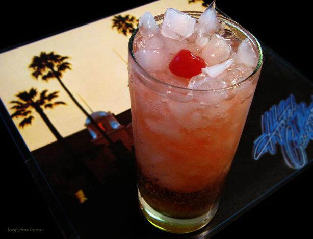 Tahitian Treat Cocktail