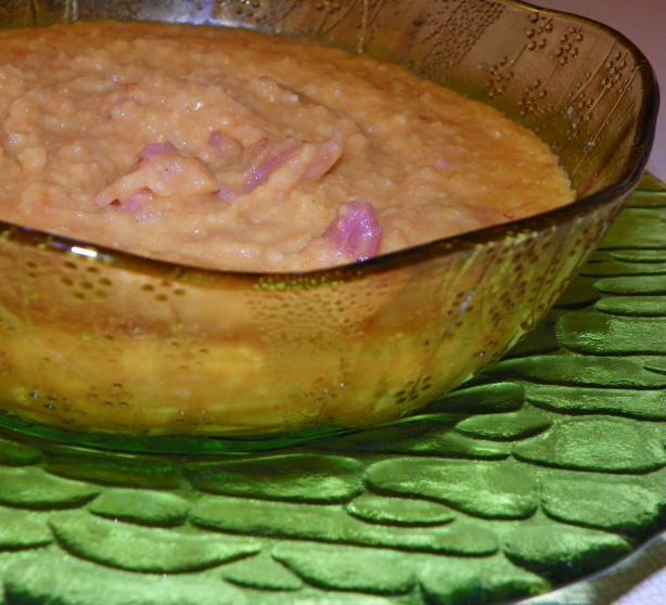 Swiss Pea Soup