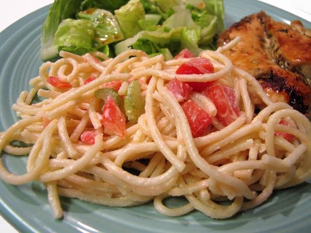 Spectacular Spaghetti Salad