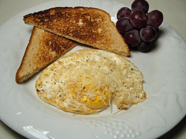 Amazing over Easy Eggs