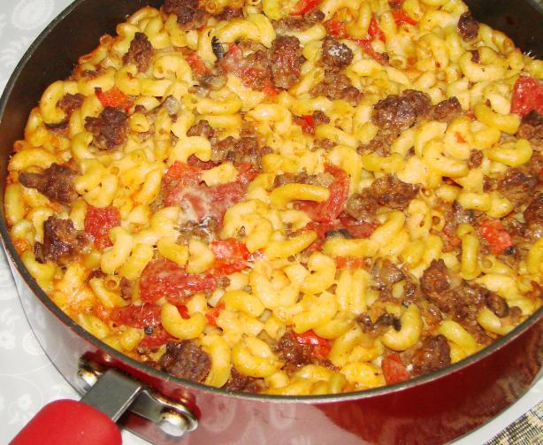 Hamburger Italiano