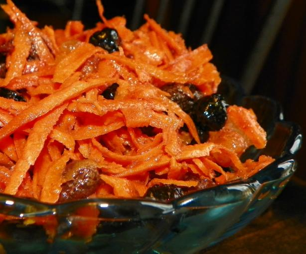 Fruity Carrot Salad
