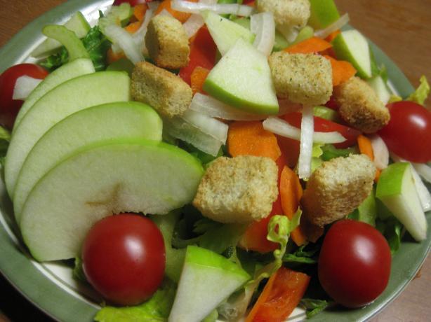 Healthy Apple Salad