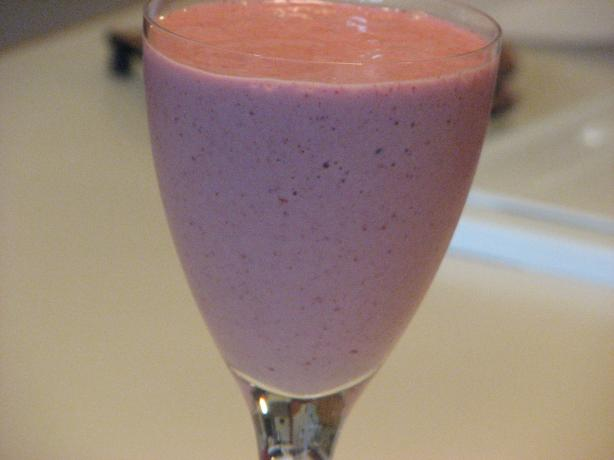 Stawberry Vanilla Smoothie