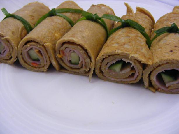 Ham & Egg Rolls