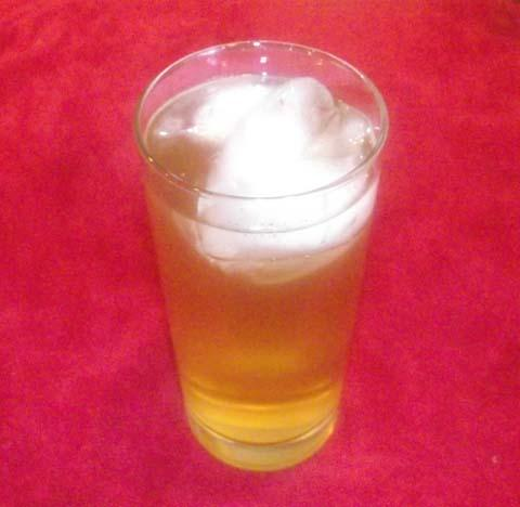 Vanilla Bean Cream Soda