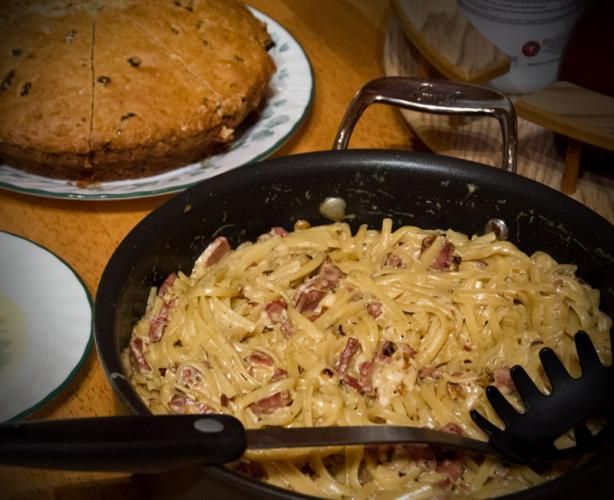 St. Pat's Pasta