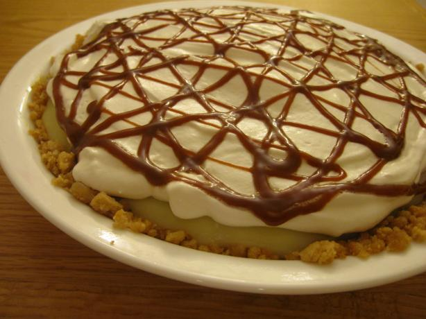 Six-Star Banana Cream Pie